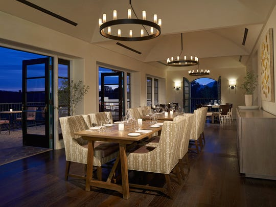 Olivella at the Ojai Valley Inn & Spa has been named a new Forbes Travel Guide Four-Star restaurant for 2017.