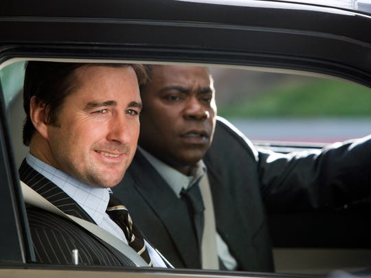 Luke Wilson (left) and Tracy Morgan star in the 2007