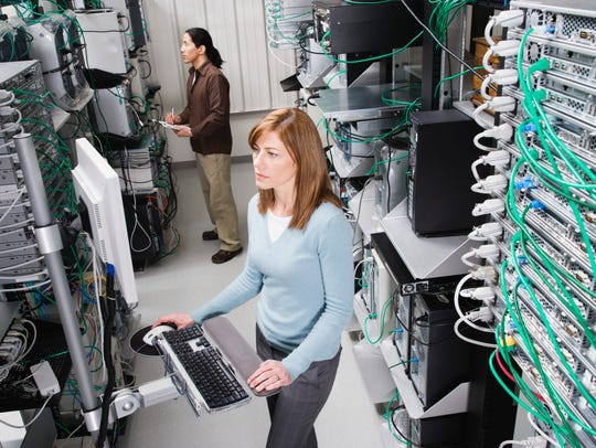 Among the Florida Hot Jobs list, Computer Systems Analyst