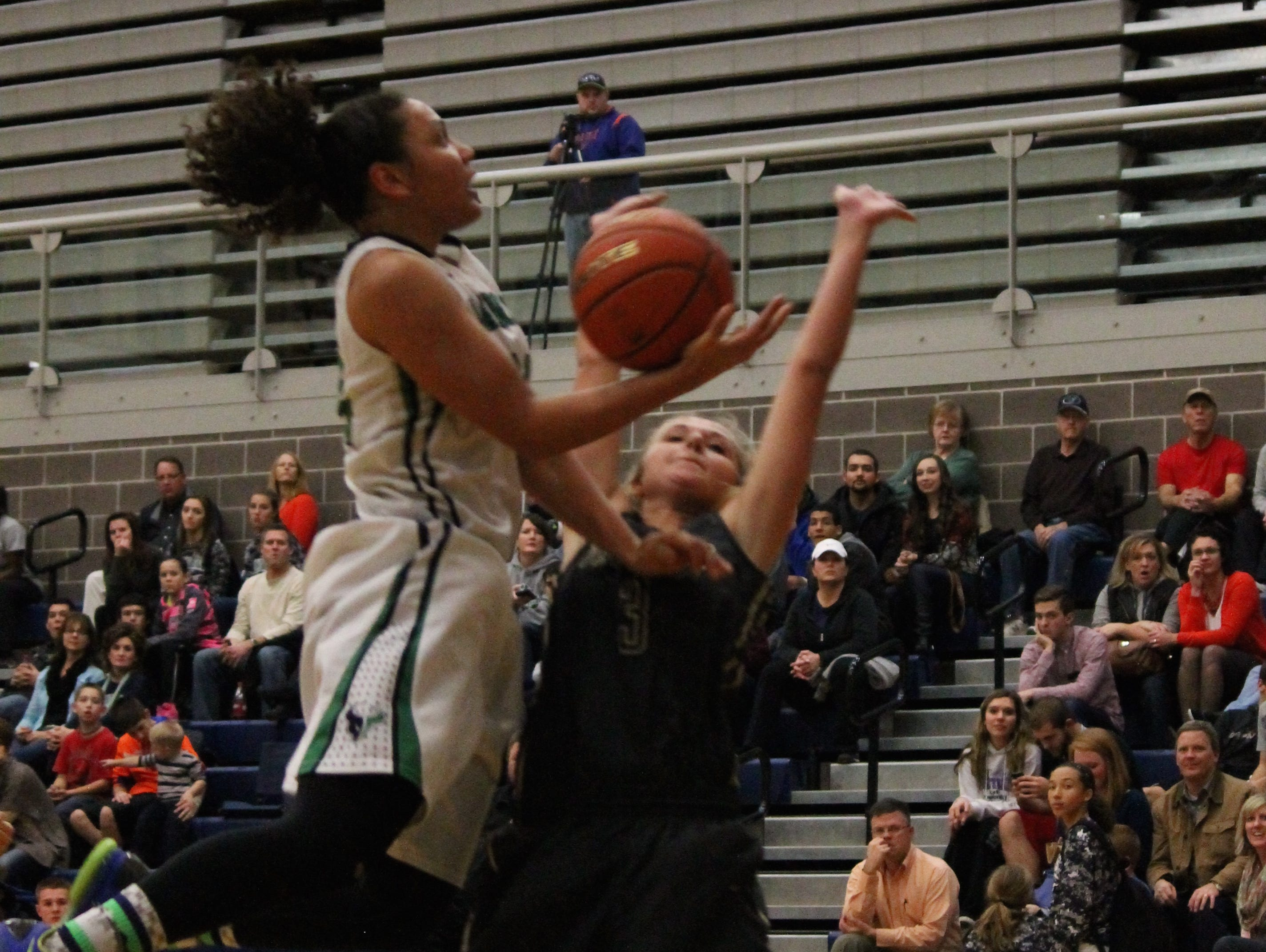 Destiny Slocum is ranked No. 4 by ESPN for the class of 2016.