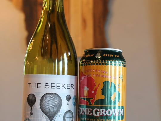 With citrusy notes, sauvignon blanc and IPAs are a perfect match.