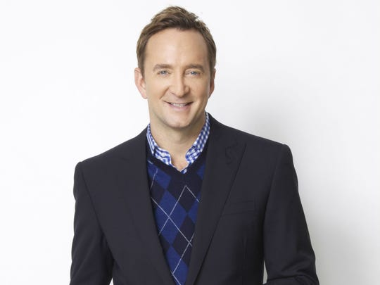 Clinton Kelly will appear in Indianapolis on March 21.