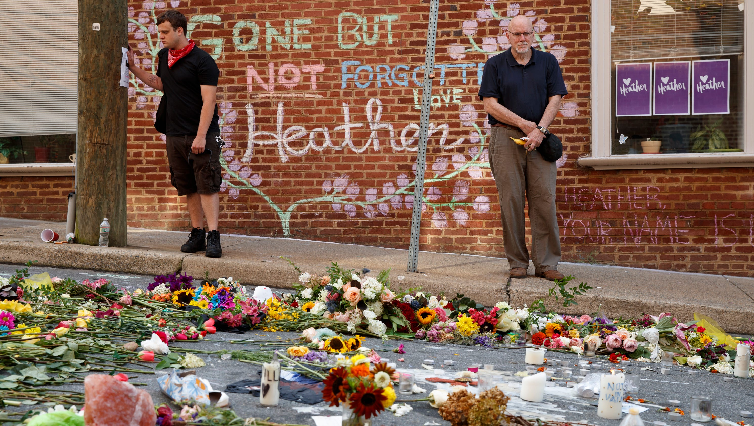 Three homeland security lessons from Charlottesville: Michael Chertoff
