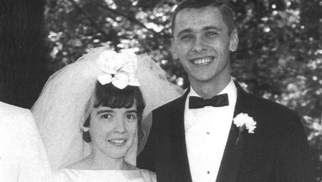 Schenkel Wedding, August 13, 1966
