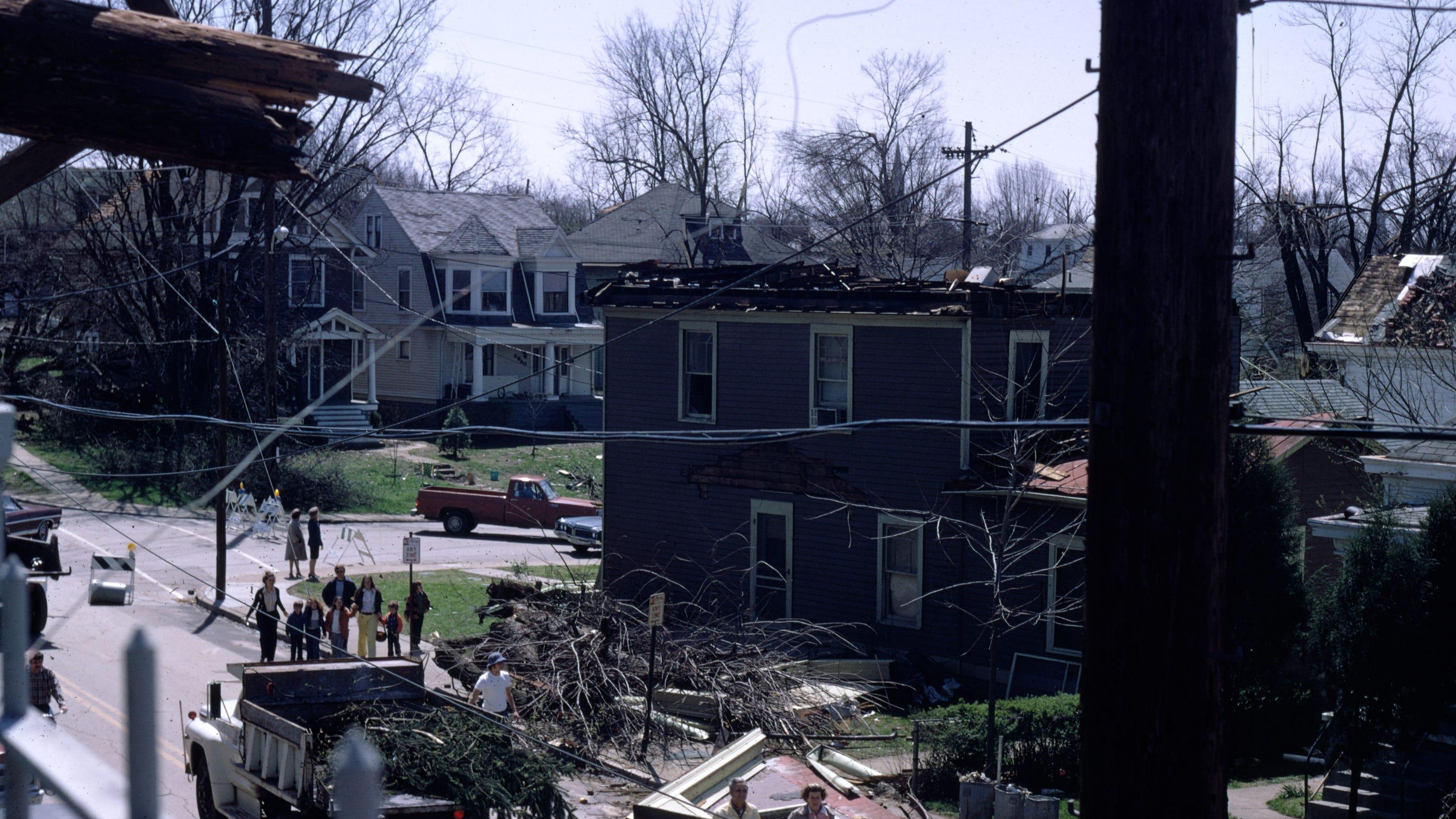 Exhibition Marks Anniversary Of 1974 Tornado In Crescent Hill