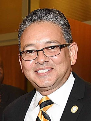 Rick Gallot is the new president of Grambling State University.