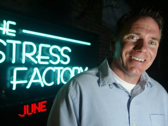 The Stress Factory has been bringing in top comedians