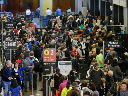 AP TSA LONG WAITS F ADV A USA WA
