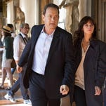 "Tom Hanks reprises his role as professor Robert Langdon in ""Inferno."""