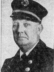 Henry Williams, an eager young fireman at the turn