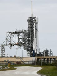 In November, aSpaceX Falcon 9 rocket carrying the government's