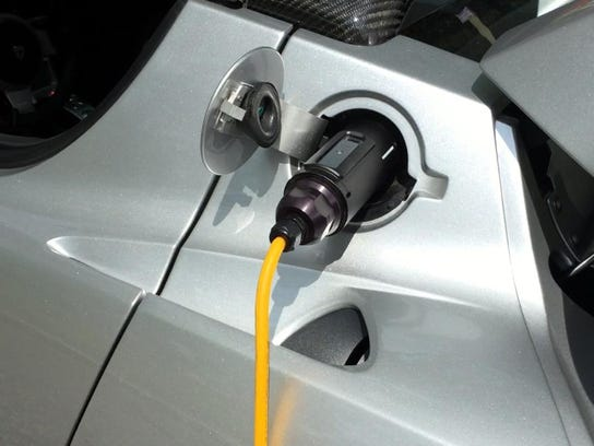 Electric Vehicle Charging Stations On The Rise In N J