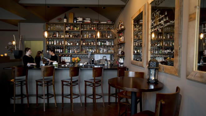 Table 128 Bar & Bistro throws a wine dinner on Thursday.