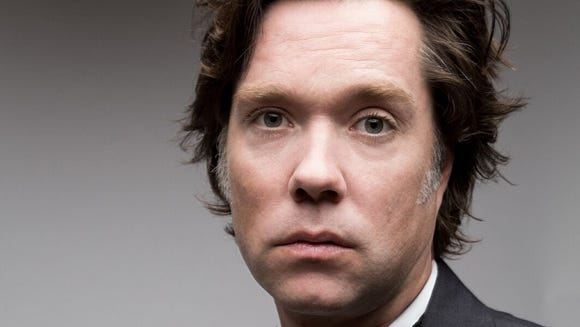 Composer, songwriter and pianist Rufus Wainwright will