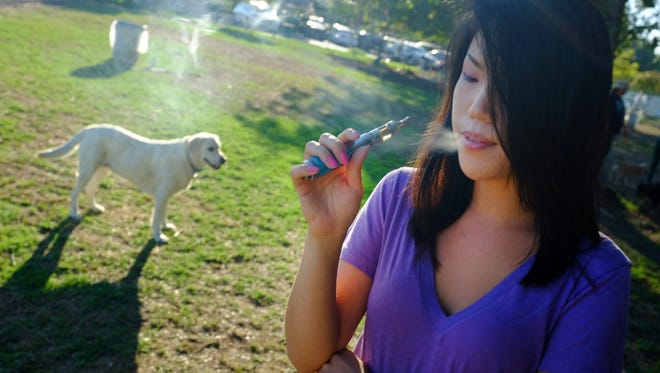 Second- and third-hand smoke can cause health problems for pets, research shows.E-cigarettes also have posed a danger. Poison control centers around the nation have noted an uptick in pet illnesses and deaths after they bit into the nicotine capsules in electronic cigarettes.