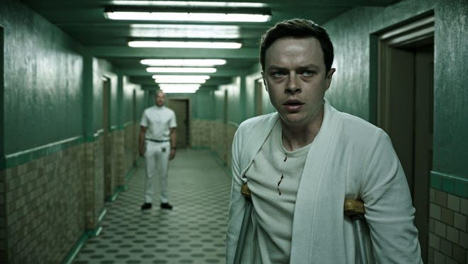 """This image released by Twentieth Century Fox shows Dane DeHaan in a scene from """"A Cure For Wellness."""""""