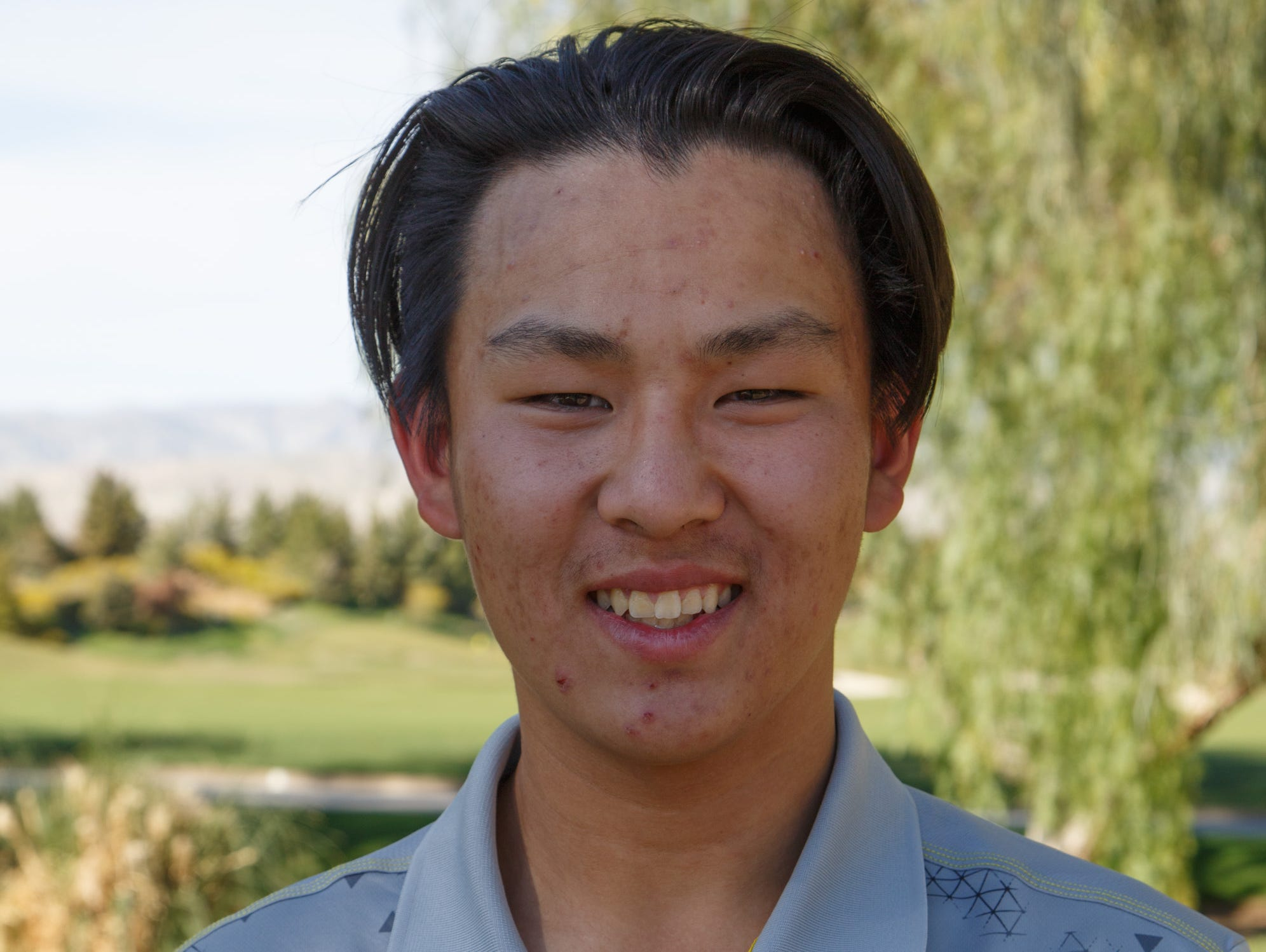 Derrick Liu of Palm Desert poses for a photograph, Tuesday, March 7, 2017.