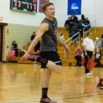 Penfield graduate David Evans, a senior for Stevens Institute in New Jersey, was named the Division III men's volleyball Player of the Year.