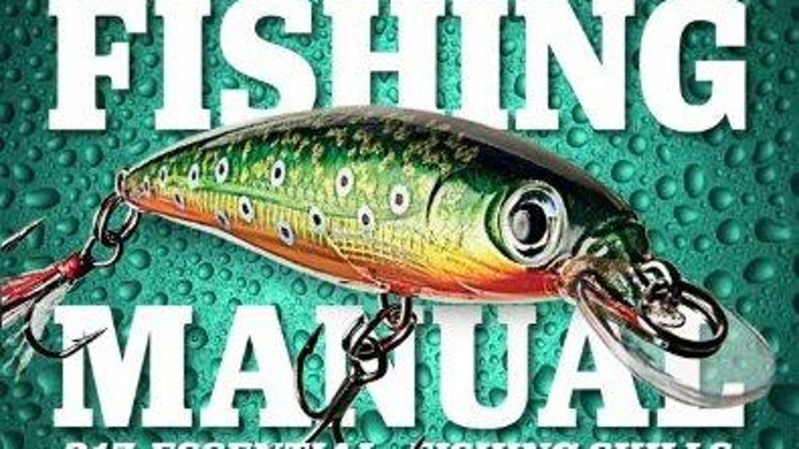 Top 5 books fishing for Best fishing books
