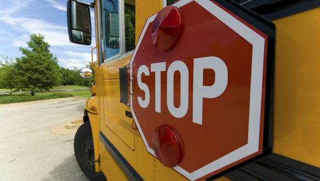 More than 19,000 students are expected to ride school buses in Lafayette Parish this year.