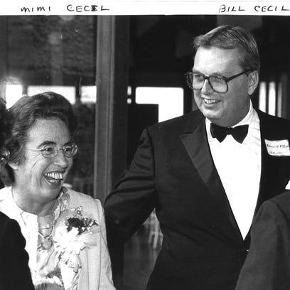 Mimi Cecil, community leader and Biltmore owner, dies at 85