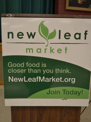 New Leaf Market hopes to open a co-op grocery store.