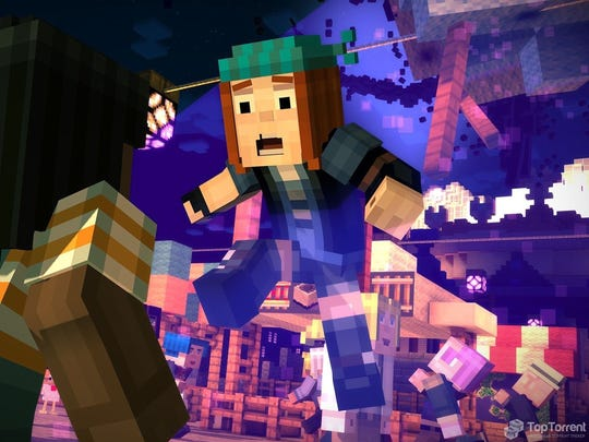 Gamers can play Minecraft with thousands nationwide as members of Super League.