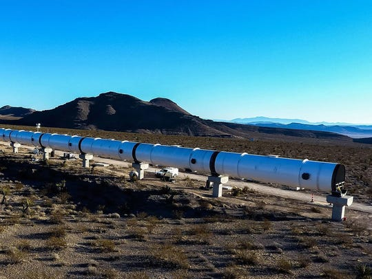 In December, Virgin Hyperloop One successfully tested its pod at speeds of 240 mph. Experts believe such pods on long runs could reach up to 700 mph.
