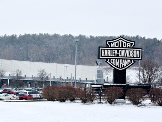 Harley-Davidson Vehicle Operations in Springettsbury