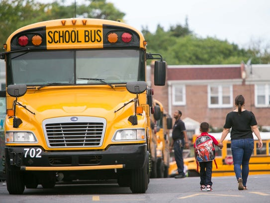 Students are let out of school early Friday as teachers