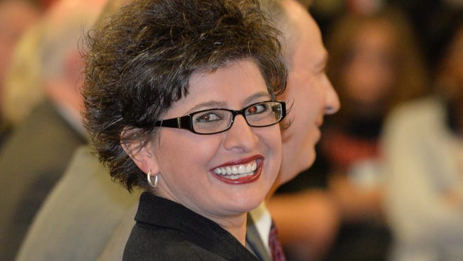 Parkway principal Nichole Bourgeois is one of the nine applicants for the Bossier Parish Schools superintendent position.