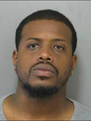 28-year-old Mcarthur M. Risper Jr. of Bridgeville.  Risper currently has active warrants for Murder First Degree, Conspiracy First Degree, and two counts of Possession of a Firearm During the Commission of a Felony in connection to the murder of Corey Bailey, 41, of Bridgeville.