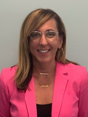 Nicole Taub was named Mayor Charles C. Kokoros' chief of staff, effective July 1, after serving as the interim chief of staff since January.