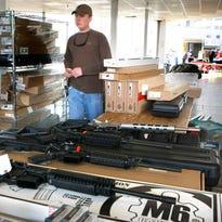 Nashville ejects gun shows, Agricenter still hosts them