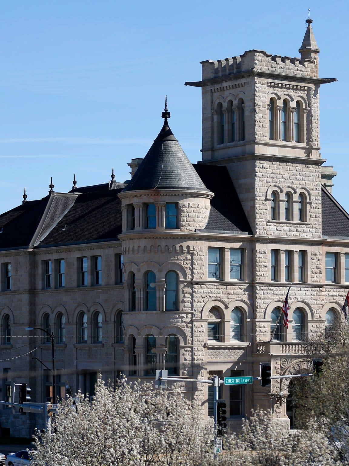 Springfield is holding municipal elections on April