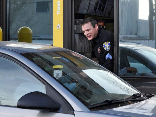 Wichita Falls police public information officer Harold