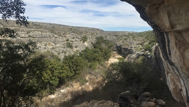 Seminole Canyon State Park is one of the truly wild places remaining in Texas.