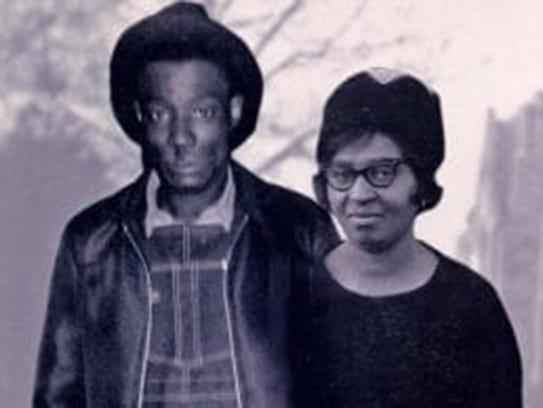 """Dorothy Ngongang's parents, Enoumas """"Bo"""" Giles and"""