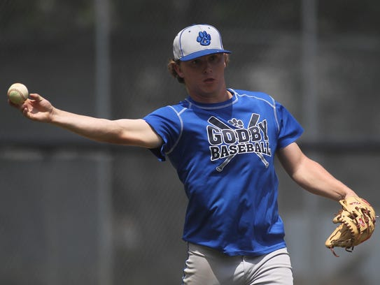 Godby senior Logan Lacey has been one of the best players