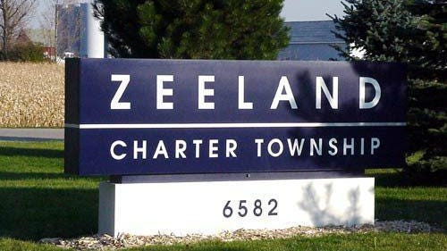 Six candidates are competing in the Aug. 4 GOP primary for four seats on the Zeeland Township Board of Trustees.