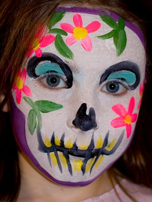 The Hudson River Museum is hosting Dia de los Muertos, a Mexican holiday celebrating the cycle of life and death.     Credit: Hudson River Museum