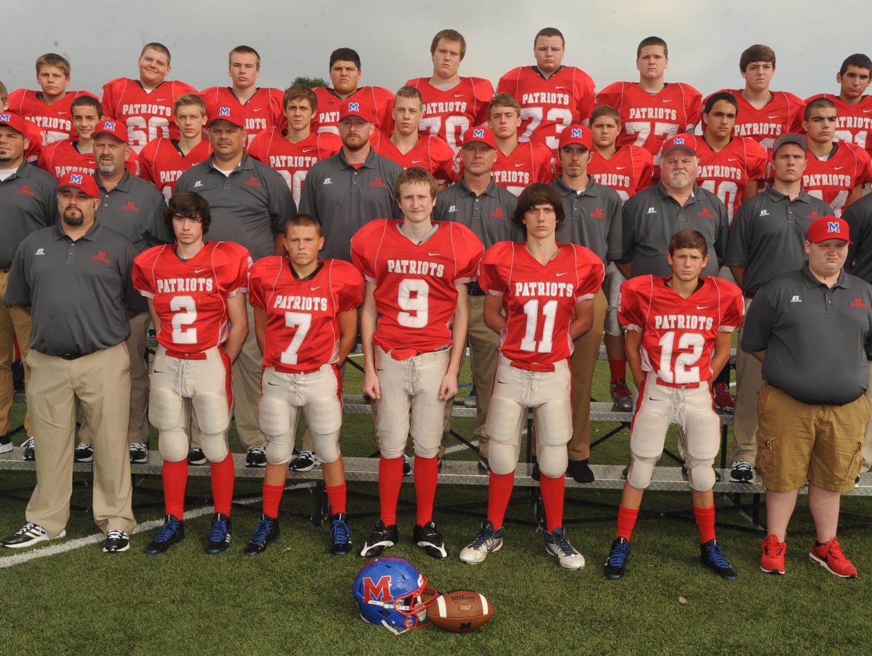 Madison's football team.