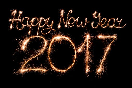 Meet the New Year 2017
