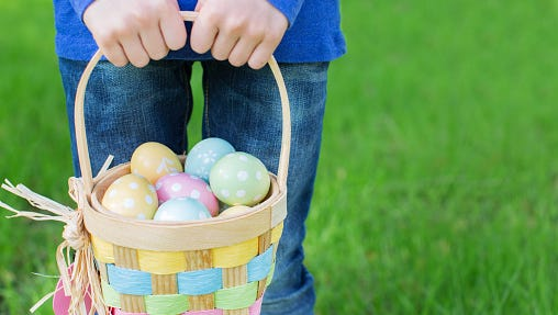 Hip-hop into spring with an Easter egg hunt.