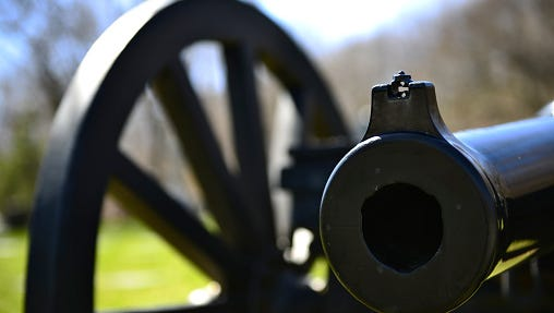 The Battle of Gettysburg was fought July 1-3, 1863.