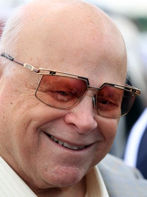 Bruton Smith, owner of Speedway Motorsports Inc., which owns the Kentucky Speedway.