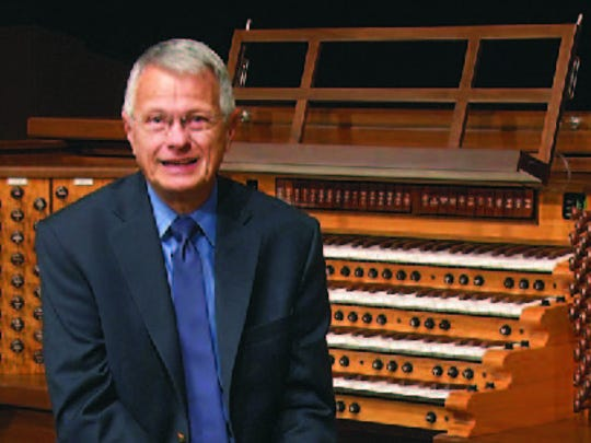 Hector Olivera will dedicate St. John Evangelical Lutheran Church's new organ in a concert Oct. 29.
