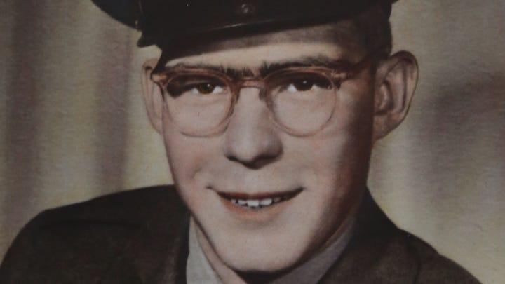 Veteran on Honor Flight: 'It was a great day'