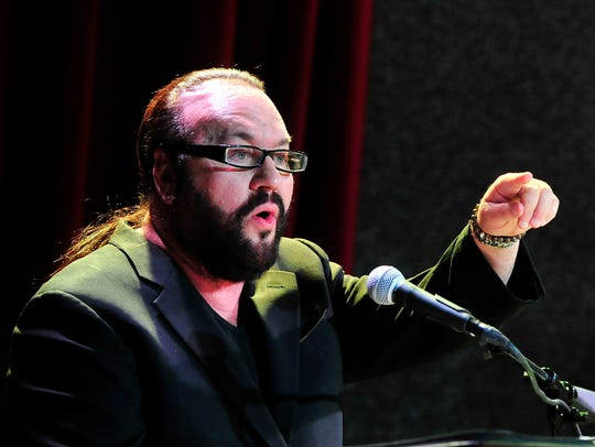 "Desmond Child, who co-wrote ""Livin' On a Prayer,"" will perform March 29 as part of this year's Tin Pan South Songwriters Festival."