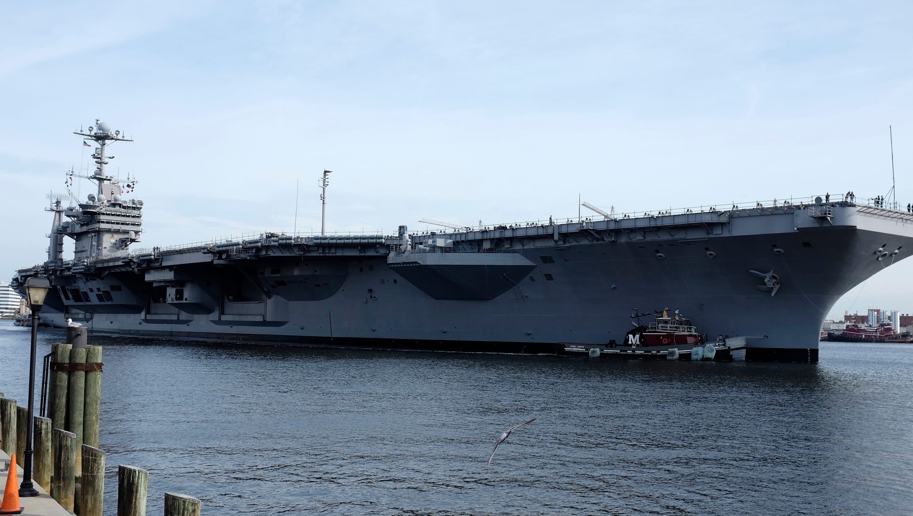 nuclear work resumes at norfolk naval shipyard